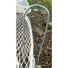 Cloche Netting Side pins-long