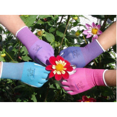 Garden Gloves-Showa Large Blue
