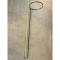Flower Loop - BIG -180mm diameter x 760mm H- Black