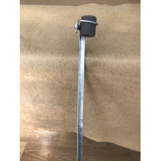 Standard Rose Stake - 800mm Height Silver