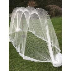 Cloche Kit - Jumbo with Bird Netting 1m Height