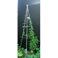 Tee Pee XL 1.9m - Black or Galvanised